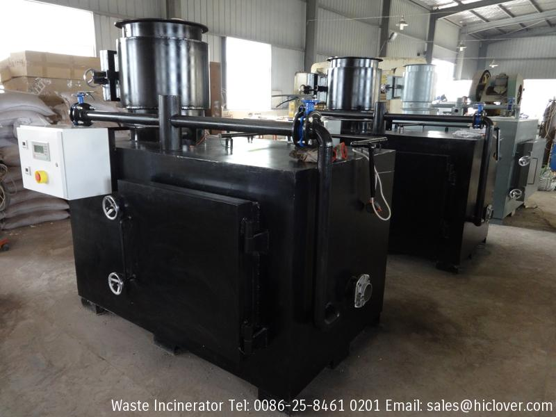 chinese incinerator manufacturers