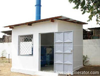 low-cost medical waste incinerator