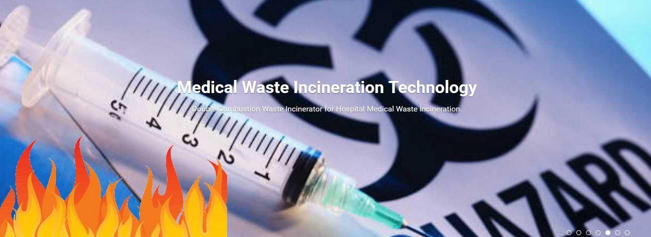 hospital incinerator