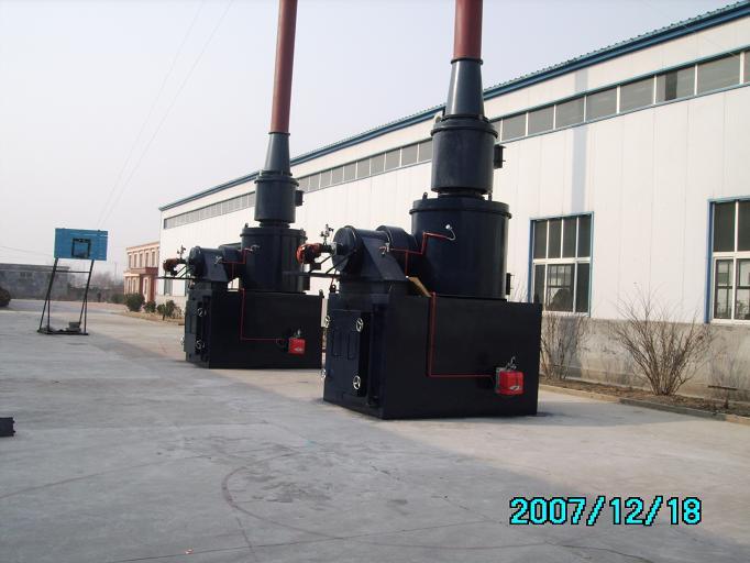 incinerator 500kg per hour