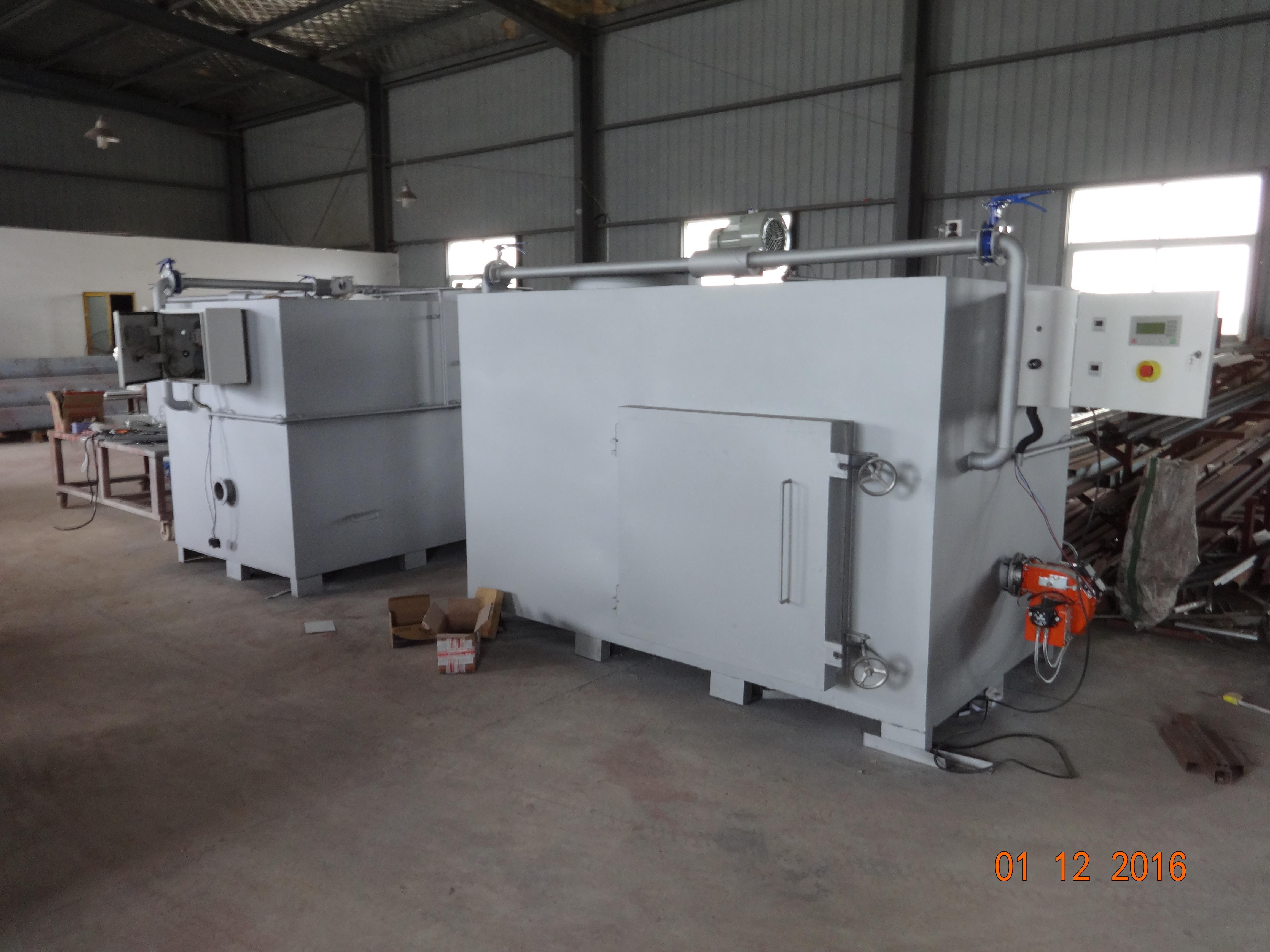 incinerator manufacturer china