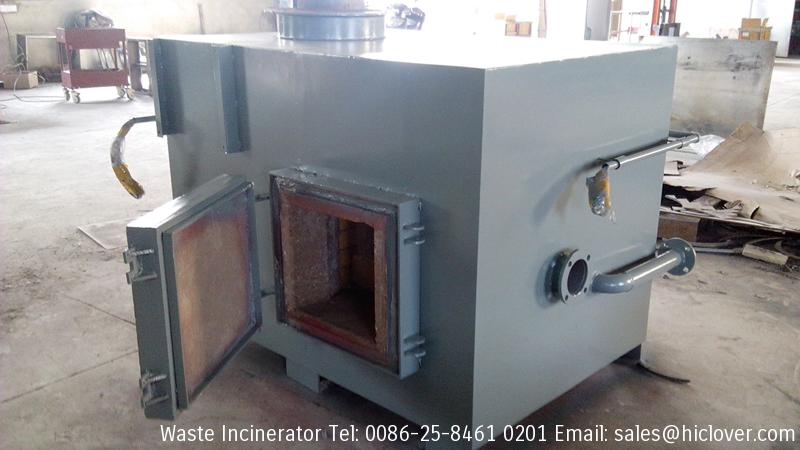 small medical waste incinerator