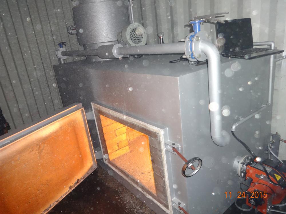 waste incinerator manufacturer china